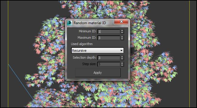 Workflow Tips | Random Material ID - LEFX